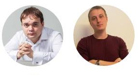 SEO-специалисты Станислав Кузнецов и Алексей Юшев