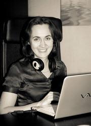 Наталья Одегова