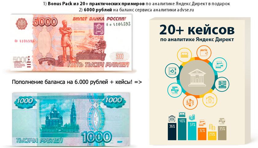 Бонусы курса секреты эффективной рекламы в Яндекс Дирекст